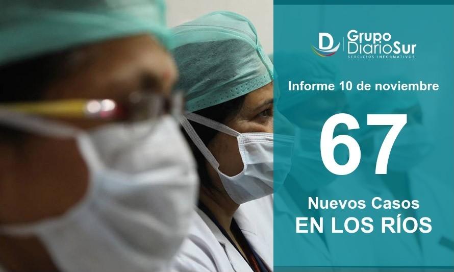 Chile reporta 318 casos positivos a la Covid-19 en 24 horas